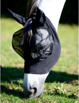 Kentucky Horsewear fly mask slim fit - 5