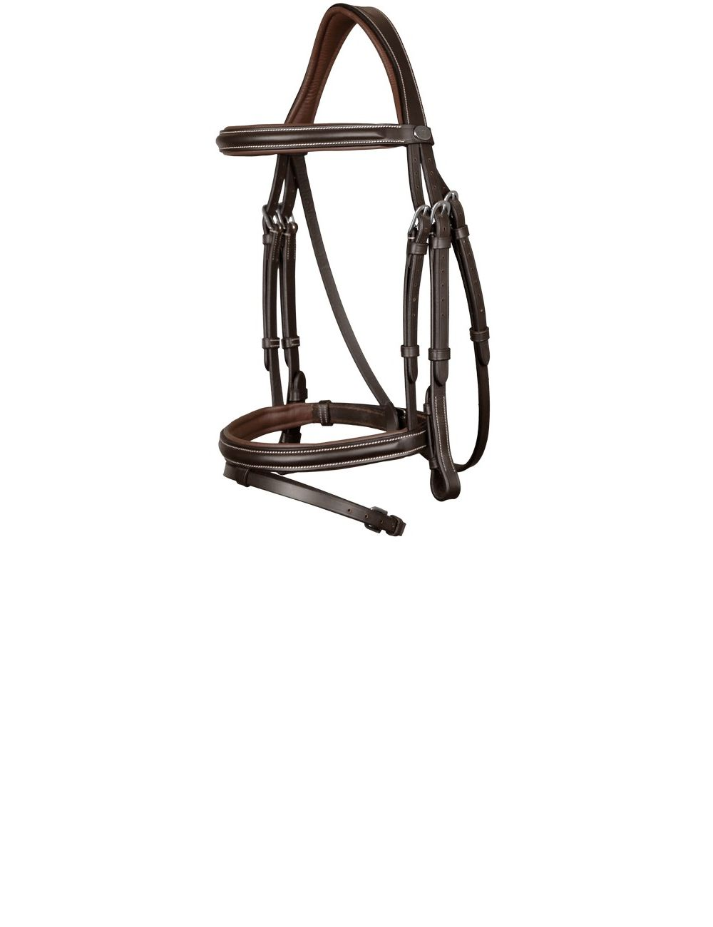 Dyon Working Collection flash noseband bridle - 1