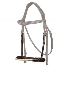 Dyon D Collection rope noseband - 1