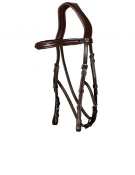 Dyon New English Collection hackamore bridle - 1