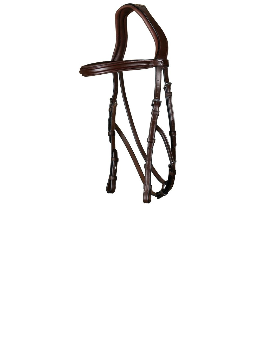 Dyon New English Collection Hackamore hoofdstel - 1