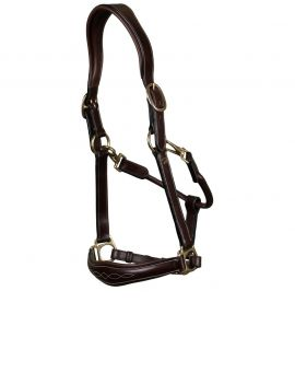 Dyon D Collection leather head collar - 2