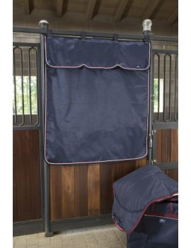 Anna Scarpati custom made stable curtain short - 1