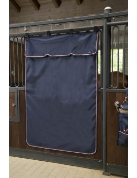 Anna Scarpati custom made stable curtain long - 1