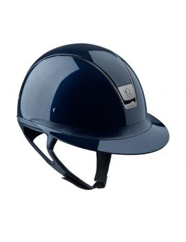 Samshield Miss Shield shadow glossy rijhelm