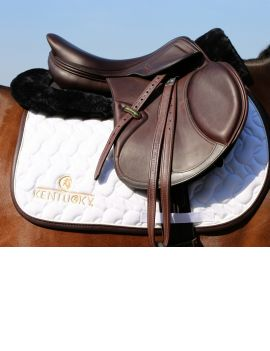 Kentucky horsewear absorb anatomic half pad - 9