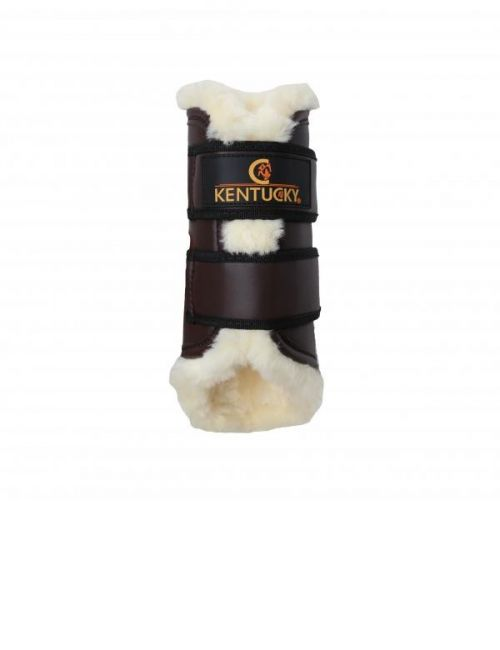Kentucky horsewear turnout boots leather front