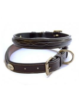 Dyon fancy dog collar