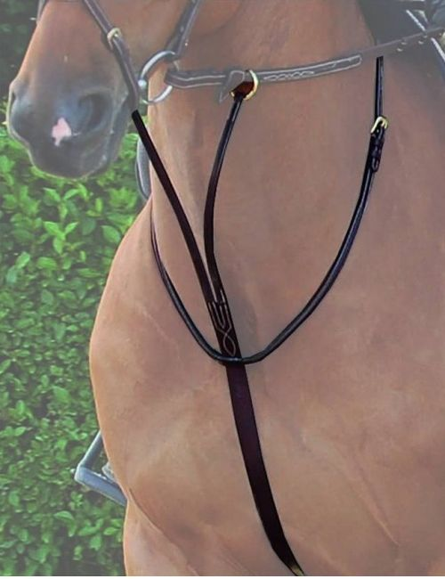 Dyon Collection Running martingale - 1