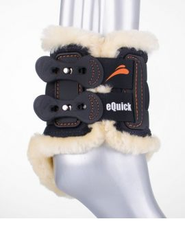 Equick Rear protection eSHOCK sheepskin