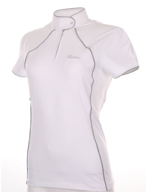 Equiline competition shirt Panda - 1