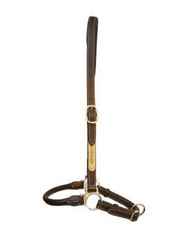 Kentucky Horsewear Leather Grooming Halter