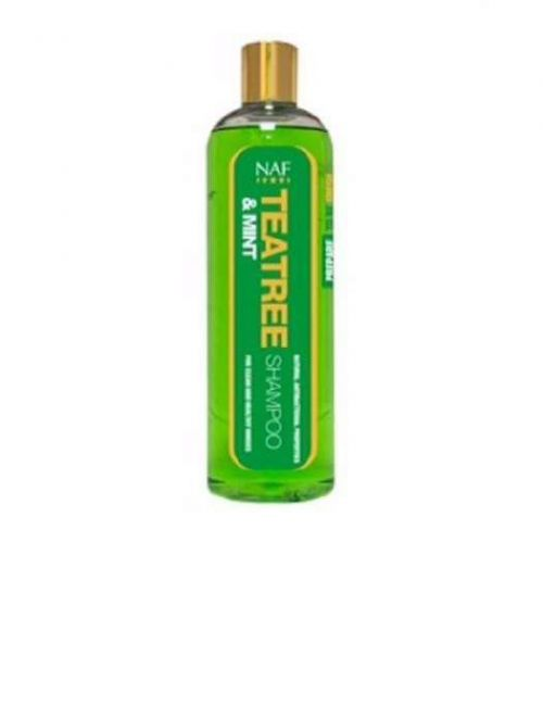 NAF Teatree and Mint Shampoo - 1