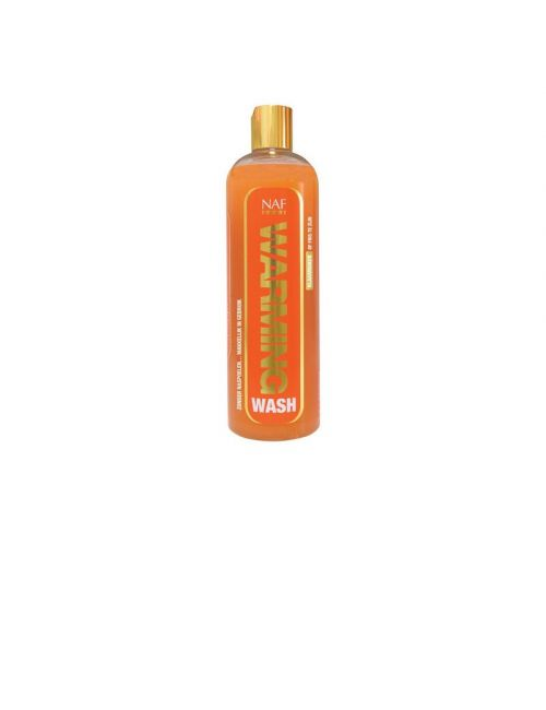 NAF Warming Wash shampoo - 1