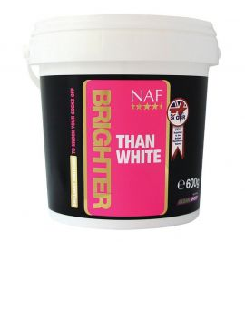 NAF Brighter than White powder
