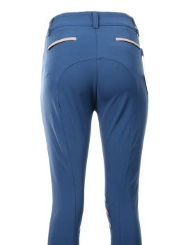 Anna Scarpati riding breeches Sahara