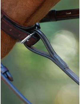 Dyon New English Collection standing martingale attachment - 1