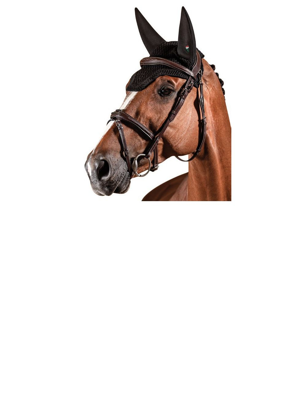 Equiline fly veil square Dell - 1