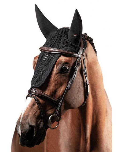 Equiline fly veil standard soundless with loop Ruben - 1