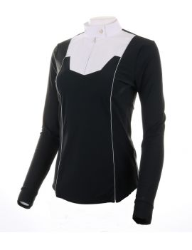 Vestrum ladies show shirt Gatineau black