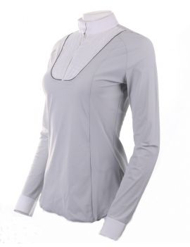 Vestrum ladies show shirt Orleans light grey