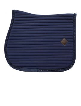 Kentucky Horsewear Saddle Pad Pearls Jumping - 1