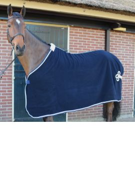 EQuality Equestrian wool rug light