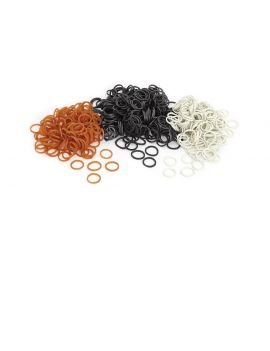 Shires Plaiting Bands 1000 pcs - 1