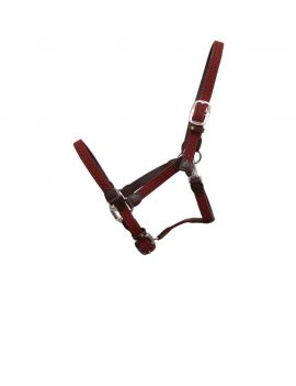 Kentucky Horsewear Plaited Nylon Halter - 1