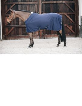 Kentucky Horsewear Cooler Fleece Rug - 1