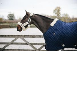 Kentucky horsewear Stalldecke marineblau winter - 4