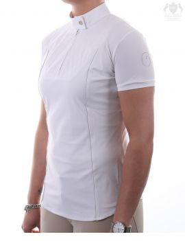 Vestrum show shirt ladies Baton Rouge white - 1