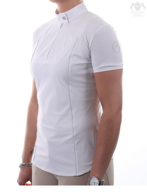 Vestrum show shirt ladies Baton Rouge white