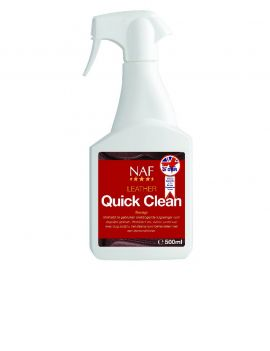 NAF Quick Leather Clean lederreiniger - 1