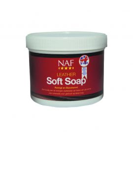 NAF Leather Soft Soap zadelzeep