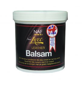NAF Sheerluxe Leather Balsam Leder conditioner