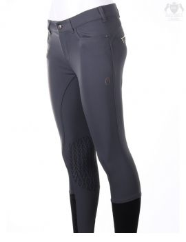 Vestrum ladies riding breeches Parigi grey