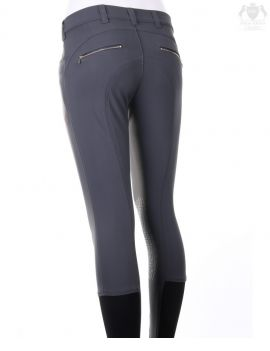 Vestrum ladies riding breeches Parigi grey - 1