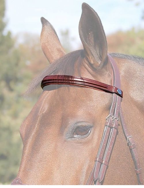 Dyon New English Collection browband - 1