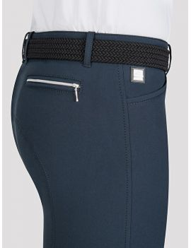 Equiline riding breeches Willow knee grip - 7