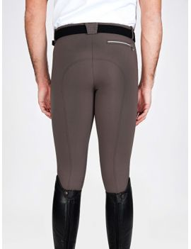 Equiline riding breeches Willow knee grip - 3