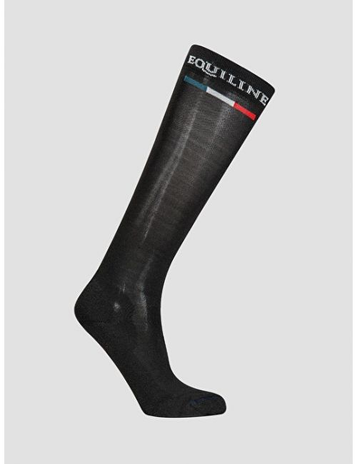 Equiline riding socks Silver Plus Light