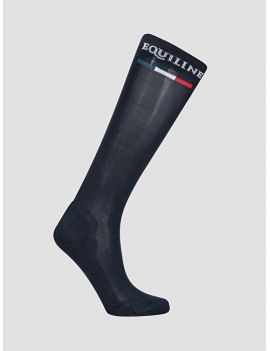 Equiline Reitsocken Silver Plus Light - 3