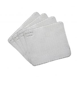 Kentucky Working Bandage Pads Absorb black white - 1