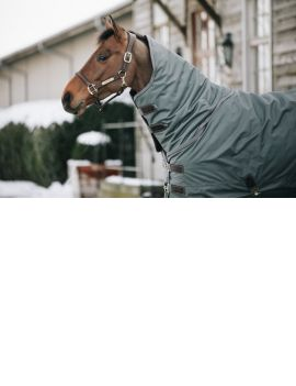Kentucky Horsewear Turnout Rug All Weather 160g grey green - 2