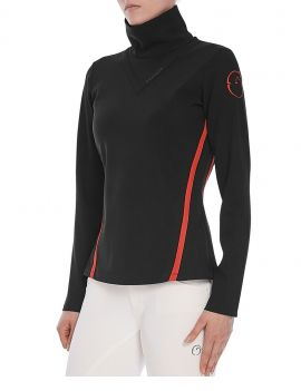 Vestrum horse riding t-hirt long sleeves ladies Cesena - 1