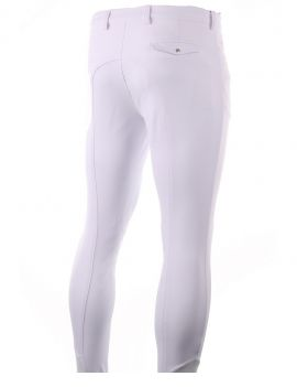 Anna Scarpati Riding Breeches knee grip Men Roma - 1