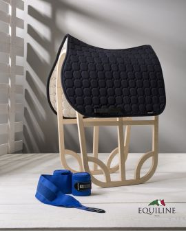 Equiline custom made saddle cloth Octagon - 1