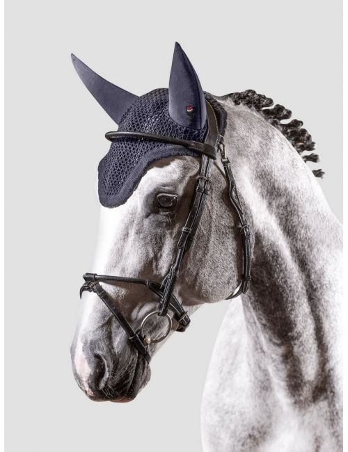 Equiline Fly Veil Gerald Soundless Custom Made - 1