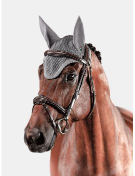 Equiline fly veil custom made Ken pony size